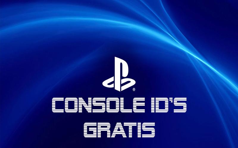 Consoles ID's públicas Consol12