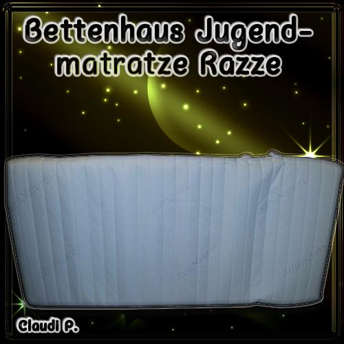 Kindermatratze und Jugendmatratze Razze 90x200 Matrat10