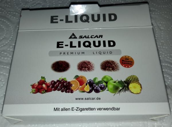 E-Zigaretten und Zubehör Verpac12