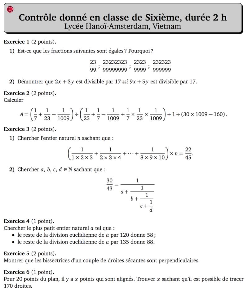 Réforme du lycée: les grandes manœuvres commencent - Page 2 Hanoi12