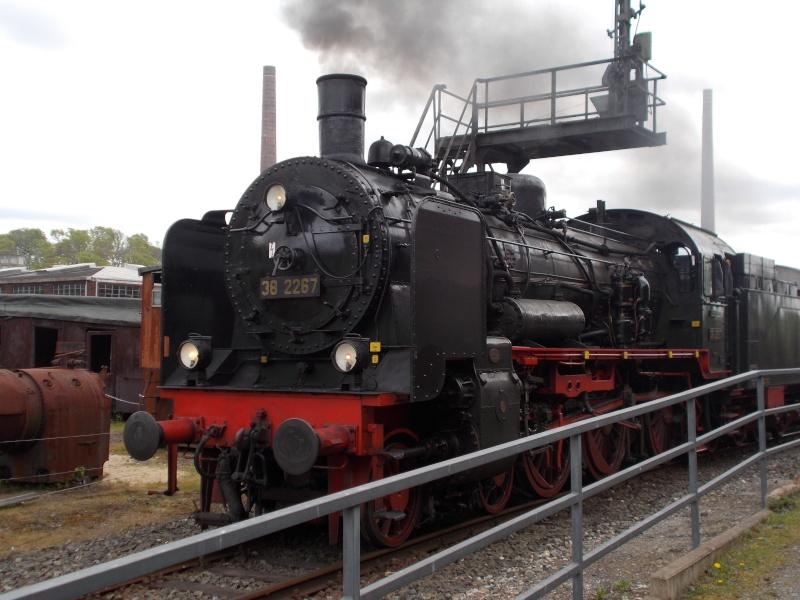 Dampflok im Landschaftspark Duisburg Dscn0410