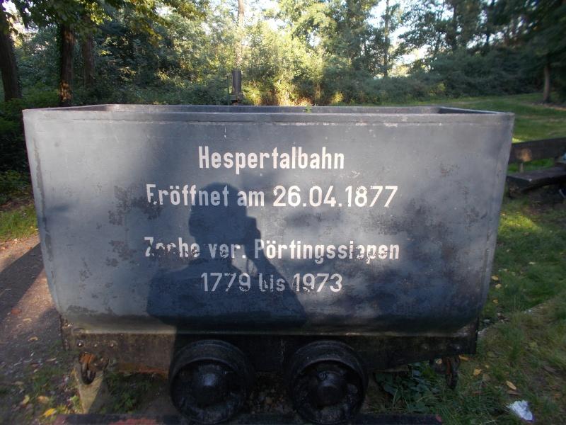 Bergbau und Eisenbahn - Passt das zusammen? Die Hespertalbahn Dscn1014