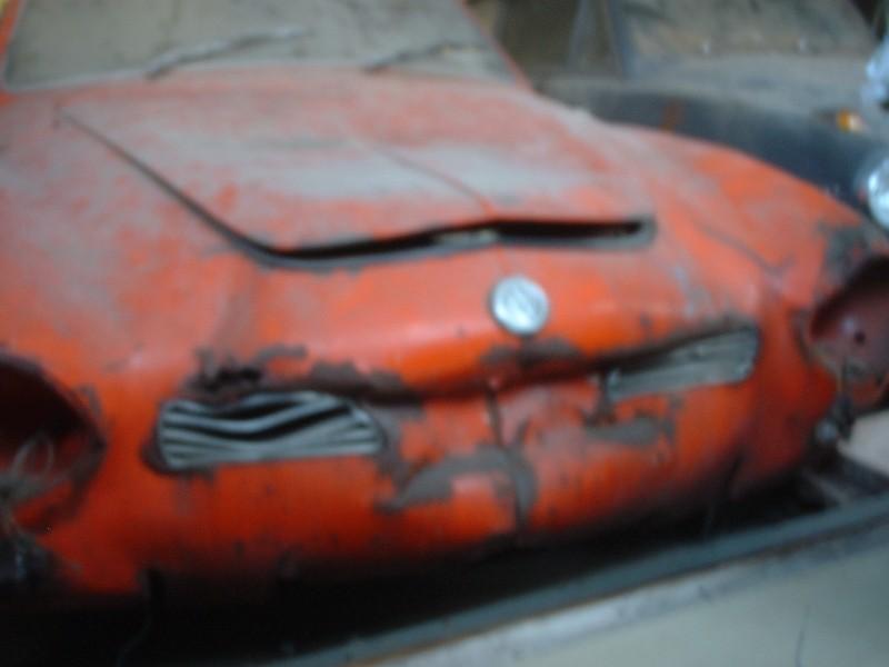 denis du bas rhin et sa Karmann Ghia de 73 sortie de grange - Page 25 1_karm10