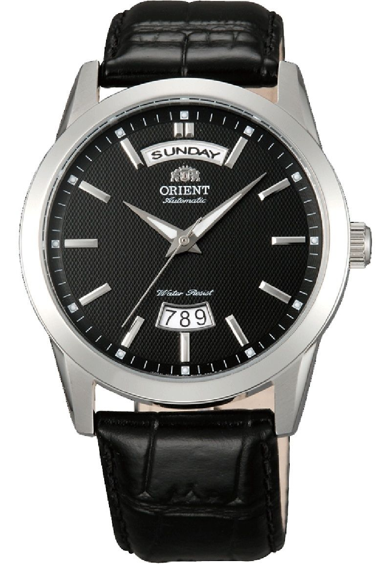 [Vendue] Orient Watch automatic MODEL NO. FEV0S004B0 DAYS DATE Fev0s010