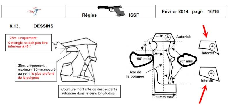 Modification crosse morini steyr Lp10 2015-110