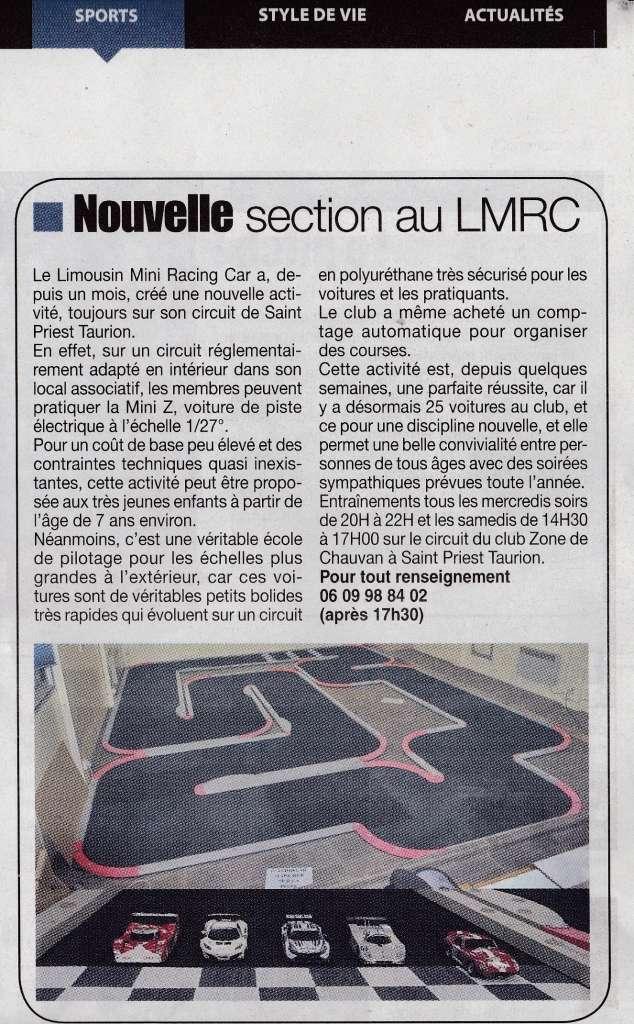 Promotion de la mini z Articl10