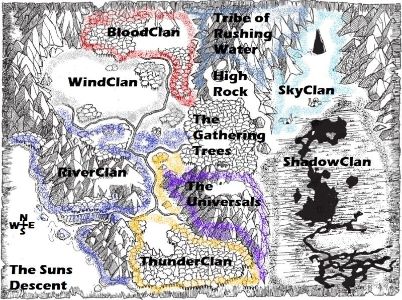 Territory Maps Wccmap11