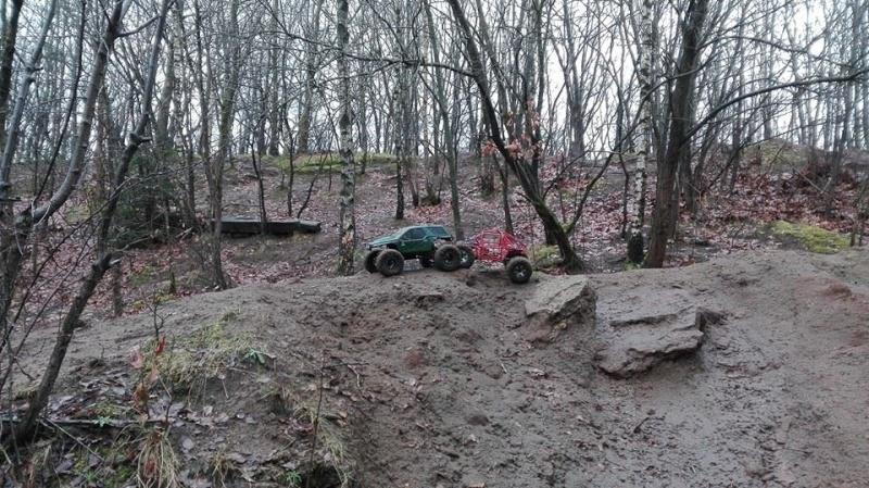 """Sortie à """"Iron Rocks"""", Belgique, 04-02-2016 12644810"""