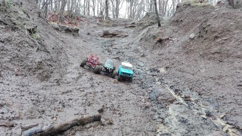 """Sortie à """"Iron Rocks"""", Belgique, 04-02-2016 12645010"""