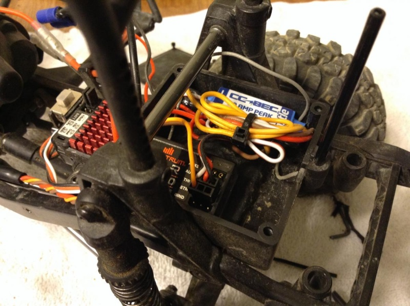 Switching regulators / Amp peak - CC Bec  Image10
