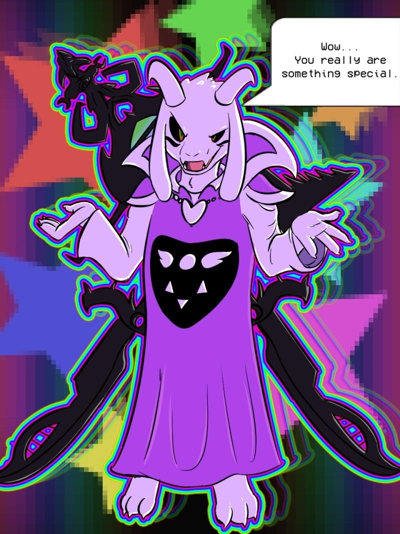 Asriel, The Goat-Child  Hopes_11