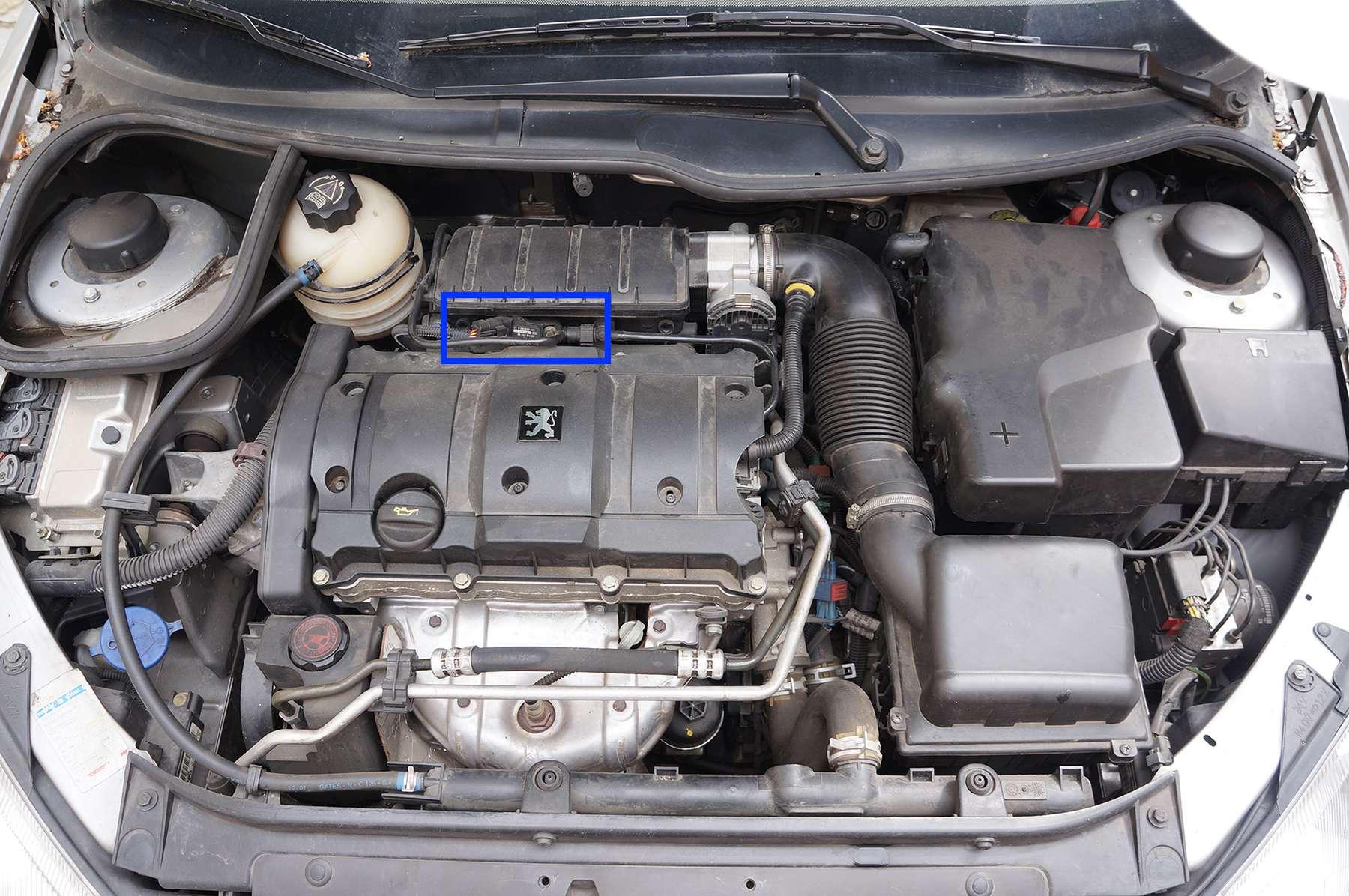 Problème de claquement et ralenti moteur 206 1.6 16v essence Big-2011