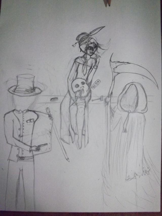 [Dessin] AT les Deux Crânes 0210