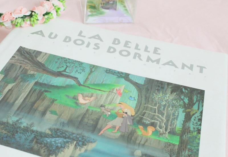 La Belle au Bois Dormant de Pierre Lambert [Editions de l'Ecole Georges Méliès - 2013] - Page 4 Img_4910