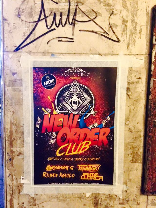 New Order Club Trvp Party - 15-01-2016 94677310