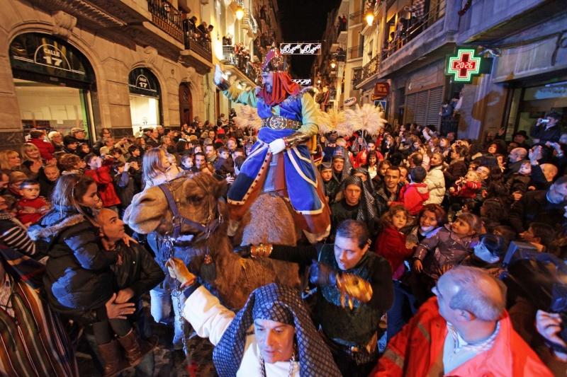 5 De Enero, Noche De Los Reyes Magos Cabalg10