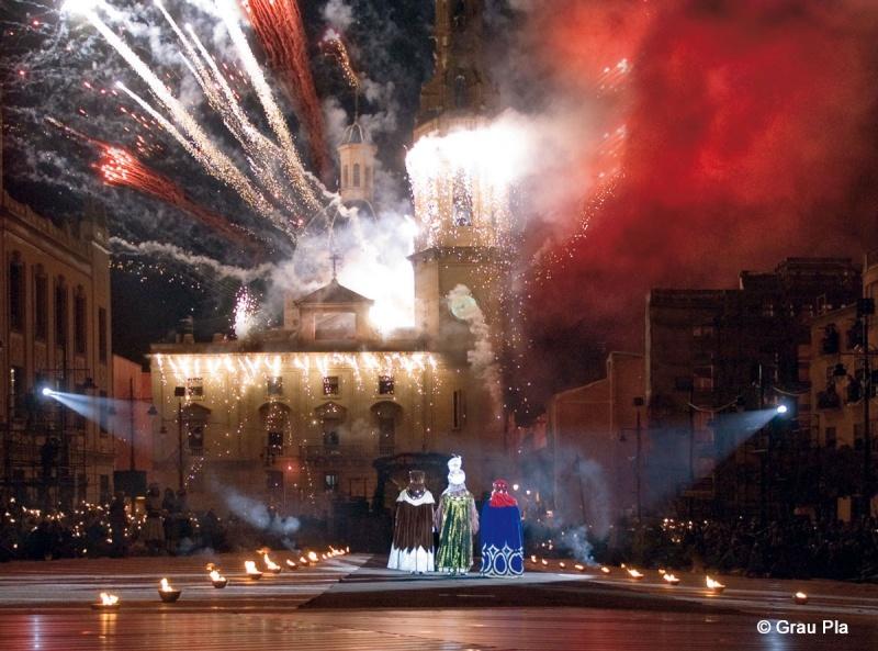 5 De Enero, Noche De Los Reyes Magos Fcabal10