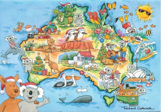 Merry Christmas From Australia My-aus11