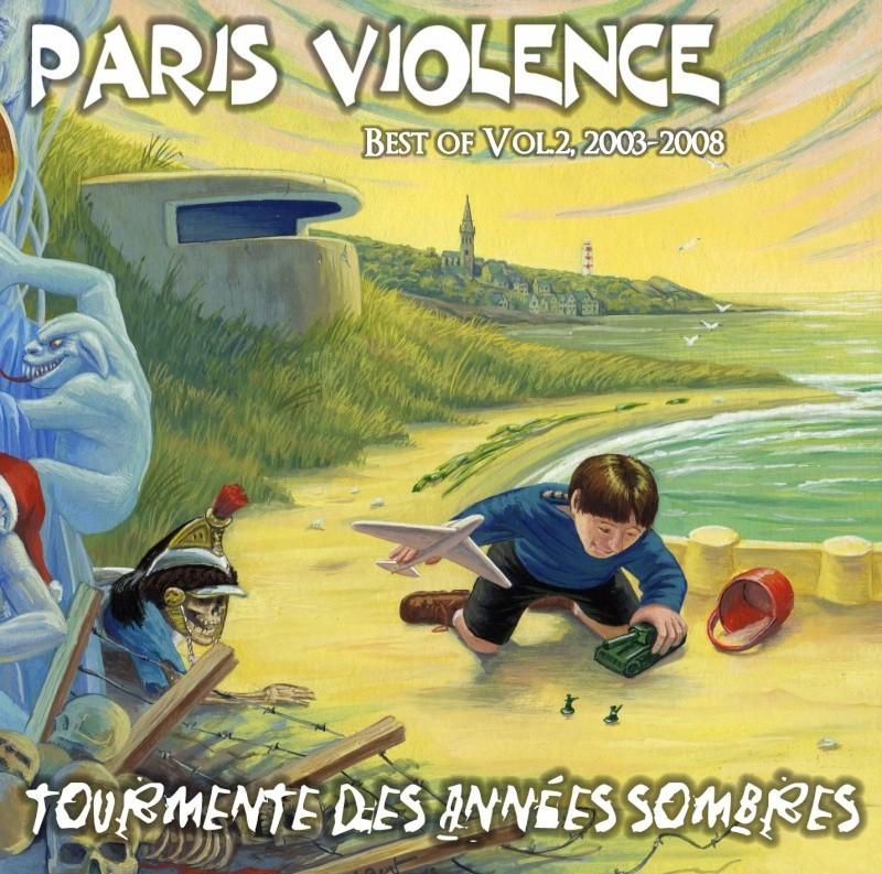 """""""Tourmentes des Années sombres"""" (Best of vol.2) est sorti! Tourme10"""