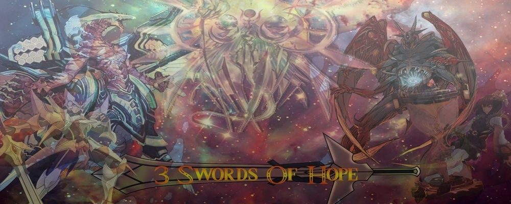 Team Vanguard - 3 Sword of Hope