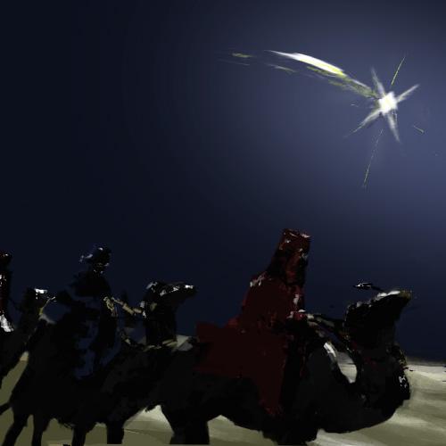 [defis] Le calendrier de l'avent / Les 12 jours de Noël - Page 3 Gwiazd10
