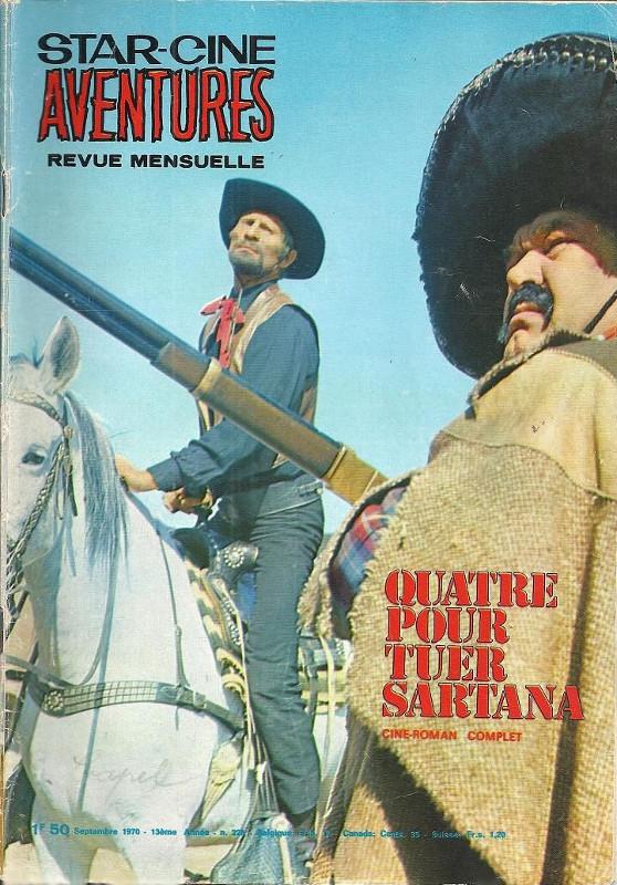 Quatre pour Sartana - E Vennero in Quatro per uccidere Sartana - Demofilio Fidani - 1969 4pour_23