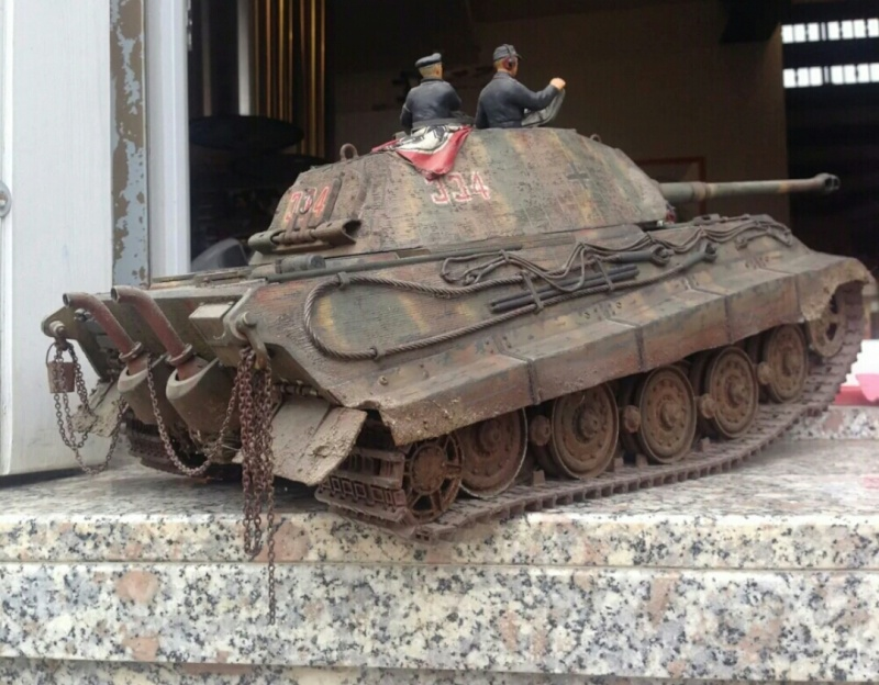 Panzerkampwagen IV BANDAI Screen13