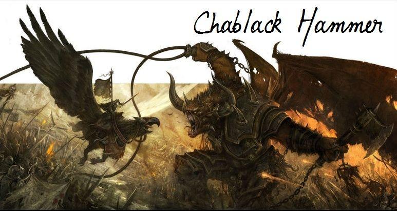 Chablack Hammer