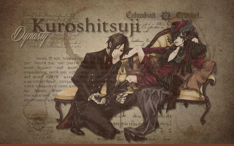 Kuroshitsuji Dynasty RPG