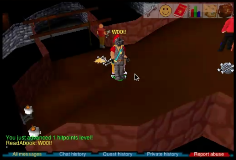 Blast from the past - Runescape Classic goals Dc348010