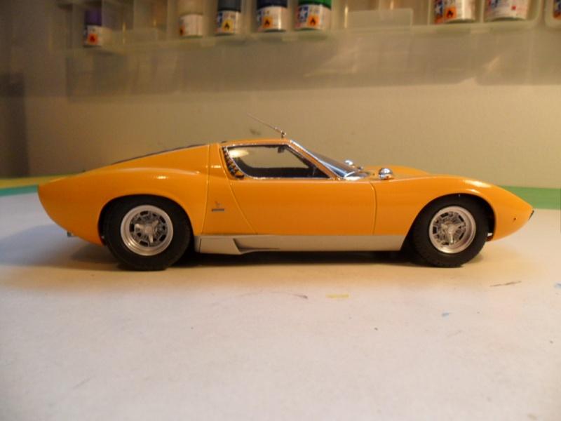 Lamborghini Miura SV P400 1971 Sam_2266