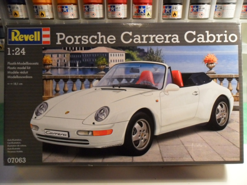 Revell Germany Porsche 911 Carrera Sam_2328