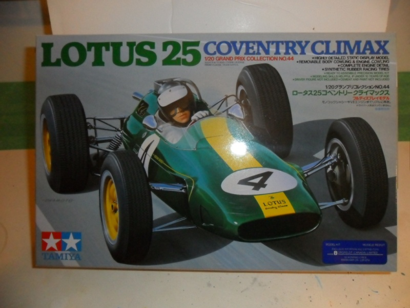 Lotus 25 Coventry Climax 1962 Sam_2354