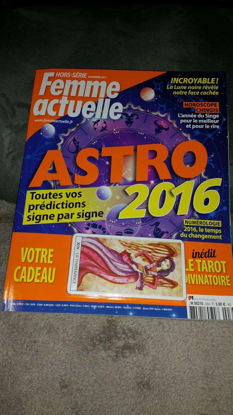 Tarot Divinatoire  20160110