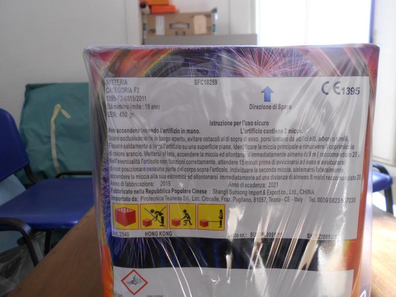 Art.2540 2539 Pirotecnica Teanese Dscn7233
