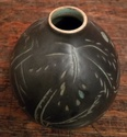 Can't ID mark or artist, small Denmark vase  - FRP? HRP? stamp Myster14