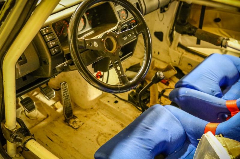 Remise en état suite à accident R5 T2 R5t2-e25