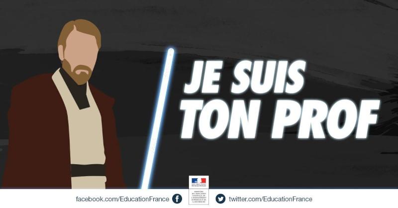 Que la force soit avec toi : Maître Yoda nous invite à devenir prof !  - Page 4 10620411