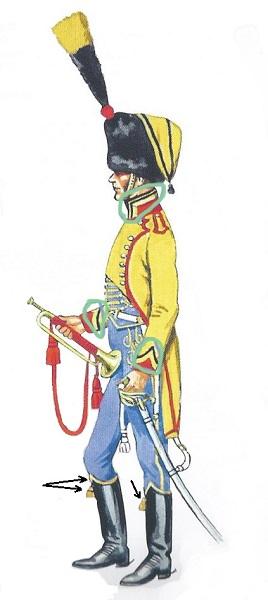 Trompettes du 9ème Hussards 15121610
