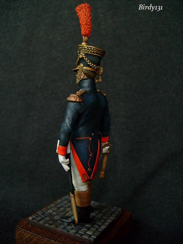 vitrine birdy131 (Ier empire 54 et 90 mm & 14/18 ) Officier de la Jeune Garde (MM) - Page 4 23-12-11