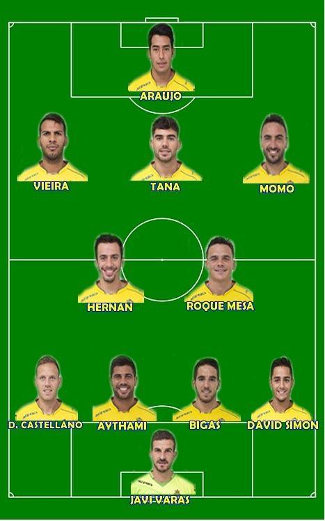 Unión Deportiva Las Palmas 11lpm10