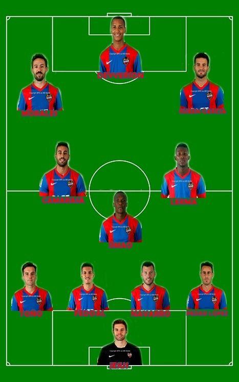 Levante Unión Deportiva 11lvt10