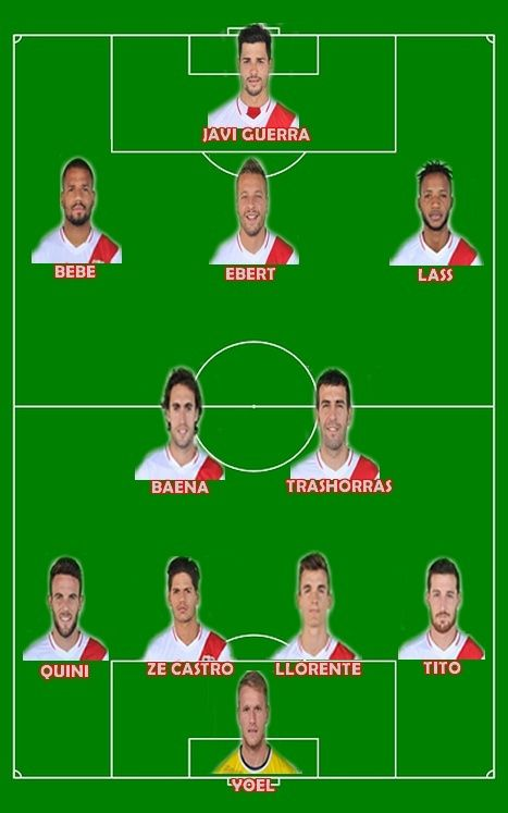 Rayo Vallecano de Madrid 11ray10