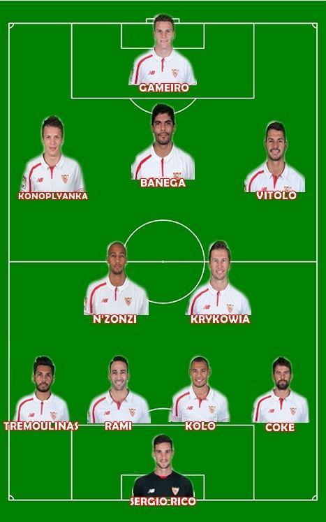 Sevilla Fútbol Club 11sev10