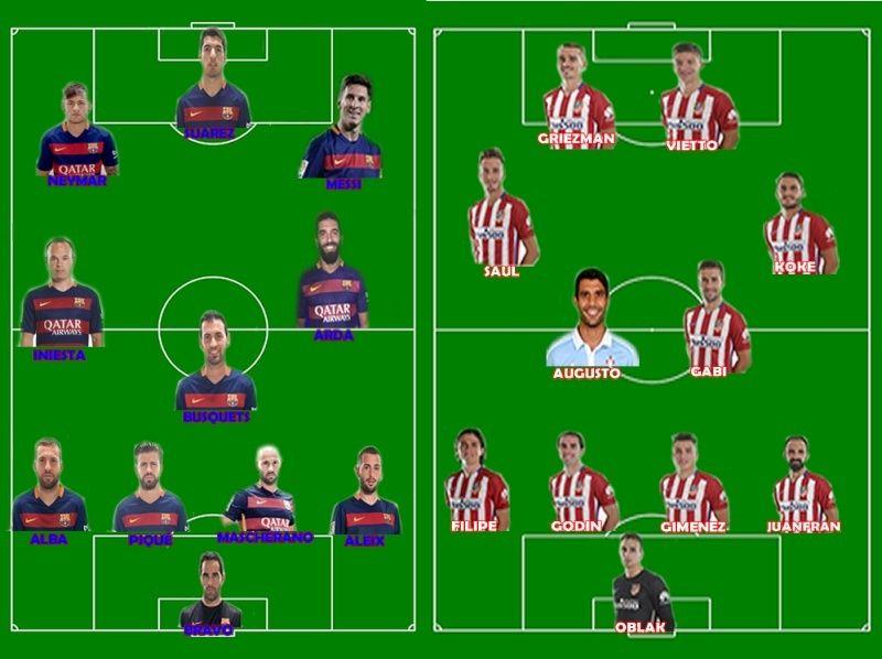Jornada 22: Barcelona - Atlético de Madrid  Fcb-at11