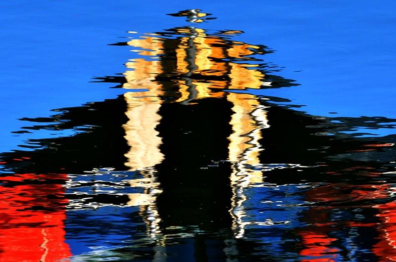 La peinture dans les reflets Porte_10