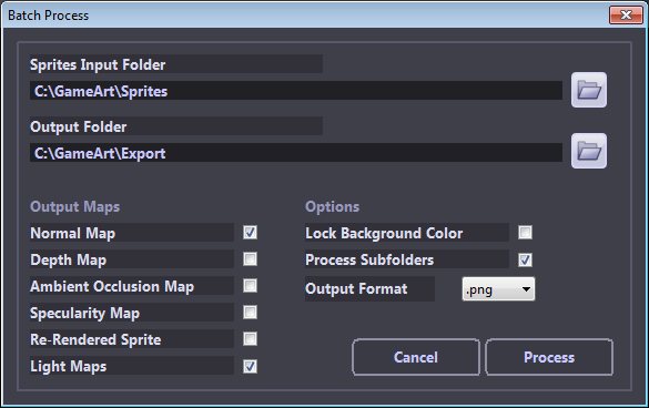 NEW feature suggestion: Automation Scripting + Lightmaps batch I/O Batchp10