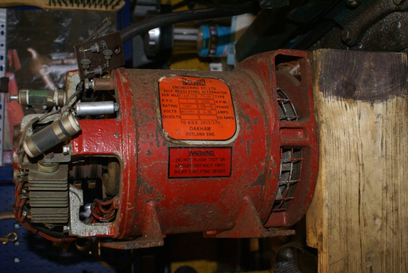 Markon uc19d generator Dsc08515