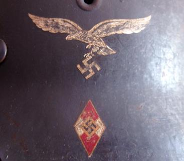 casque jeunesse hitlérienne  De_m3510