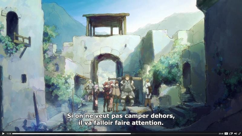 [ANIME/MANGA] Grimgar, le monde de cendres et de fantaisie (Hai to Gensou no Grimgar) Grimar11